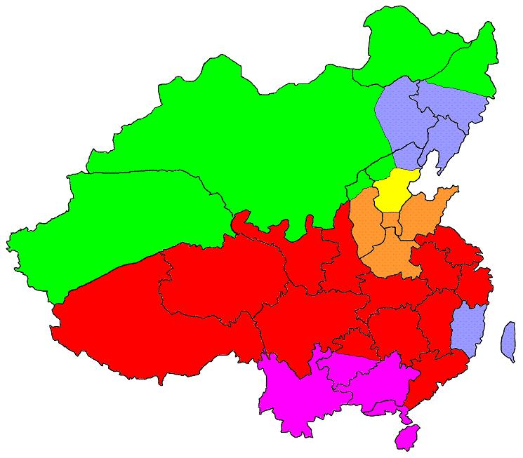 Раздел Китая - еще один аргумент в пользу революции 904